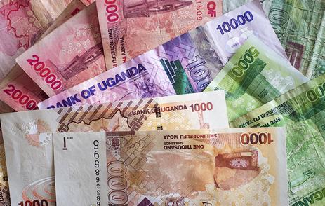 Currency in Uganda